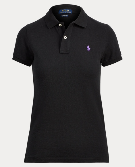 Skinny Fit Polo Shirt
