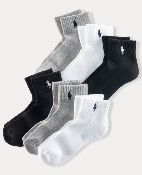 Ankle Sport Sock 6-Pack