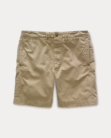 Cotton Officer's Chino Short