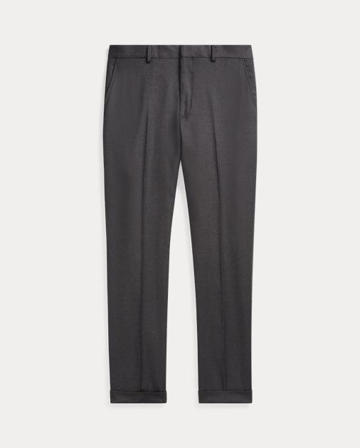 produt-image-0.0. produt-image-1.0. Men Tailored Shop Dress Pants Slim Fit  Wool Twill Trouser. Polo Ralph Lauren