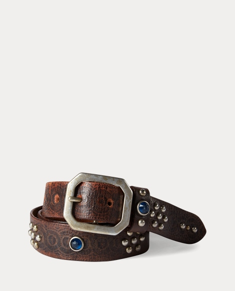 Leather Rasco Belt