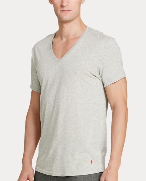 Supreme Comfort V-Neck 2 Pack