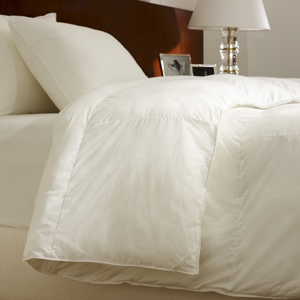 Ralph Lauren Supreme White Down Comforter White King