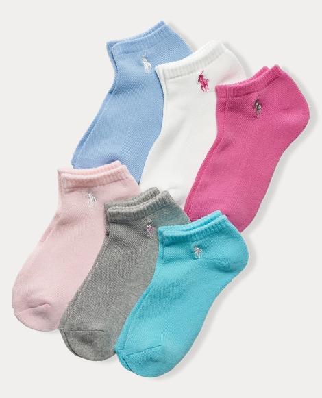 Low-Profile Sport Sock 6-Pack