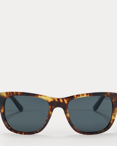 Nautical-Striped Sunglasses