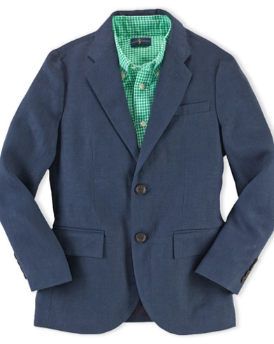 Polo II Linen Sport Coat