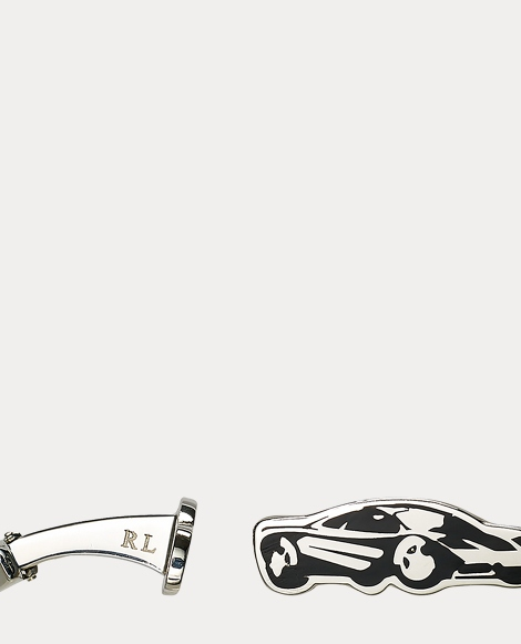 Sports-Car Cuff Links