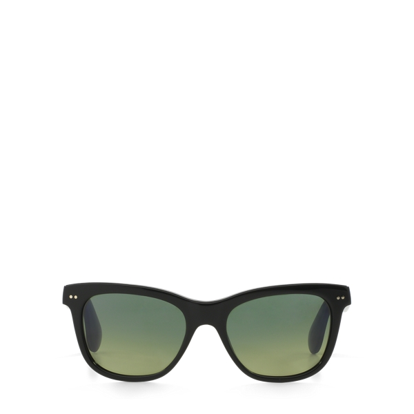 Ralph Lauren Square Sunglasses Black One Size