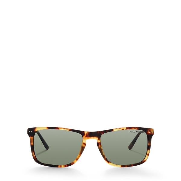 Ralph Lauren Square Sunglasses Jerry Tortoise One Size