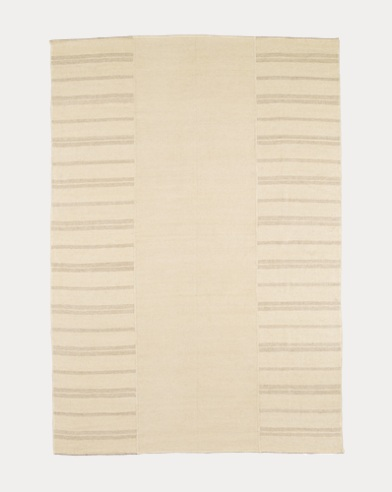 Sagaponeck Striped-Edge Rug