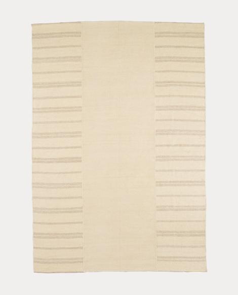 Sagaponeck Striped-Edge Rug