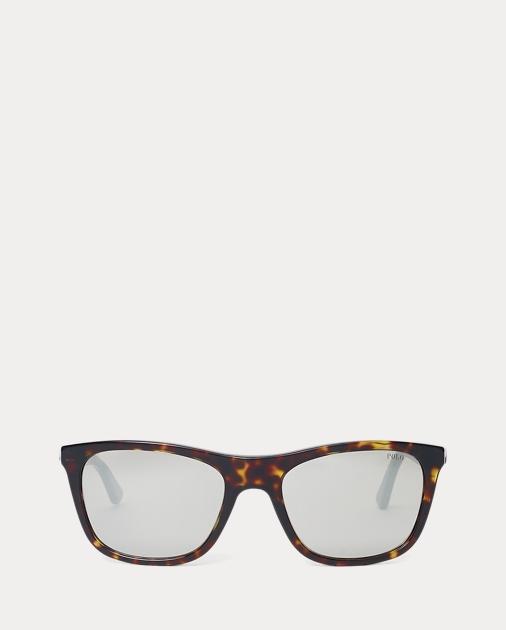 produt-image-0.0. produt-image-1.0. Men Accessories Sunglasses & Eyewear  Reflective-Lens Sunglasses. Polo Ralph Lauren