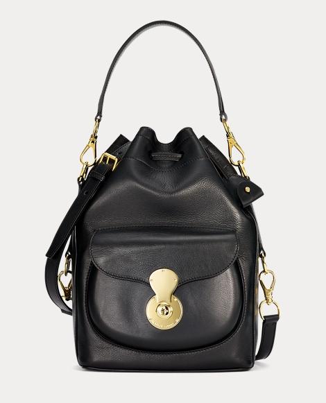 Nappa Ricky Drawstring Bag