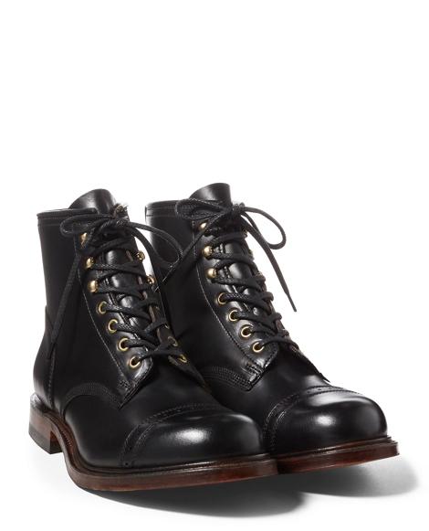 Men S Ralph Lauren Shoes Ralphlauren Com