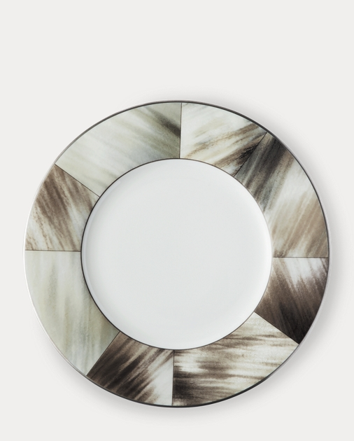Gwyneth Horn Bread Plate