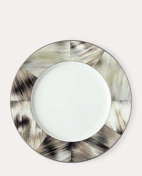 Gwyneth Horn Dinner Plate
