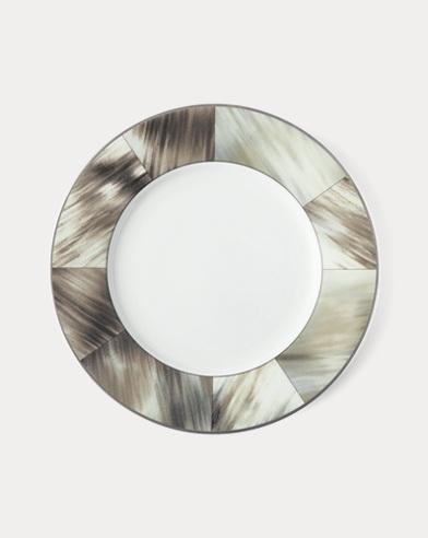 Gwyneth Horn Salad Plate