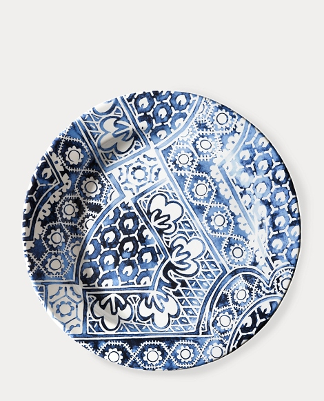 Côte d'Azur Dinner Plate