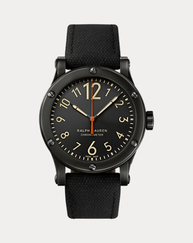 45 MM Safari RL67 Chronometer