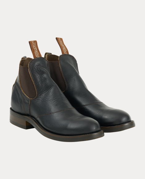 Leather Congress Work Boot