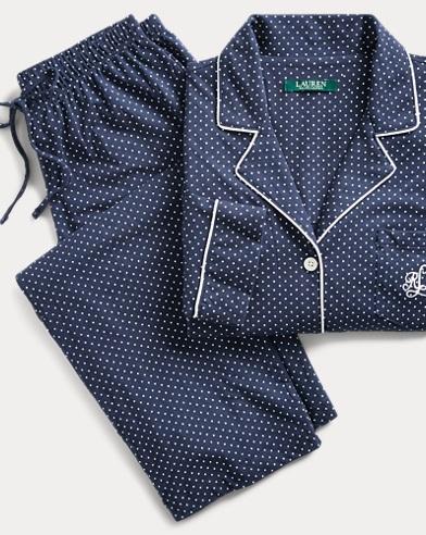 Cotton Capri Pajama Set