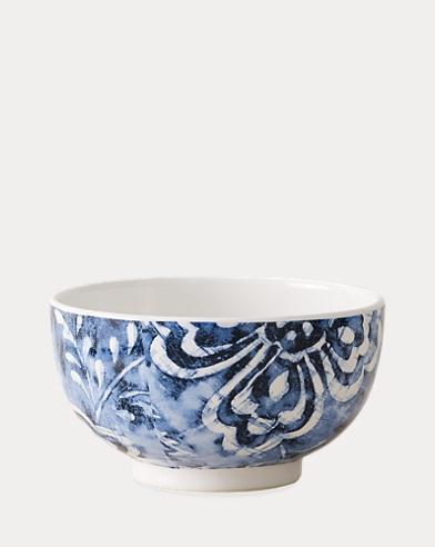 Côte d'Azur Floral Cereal Bowl
