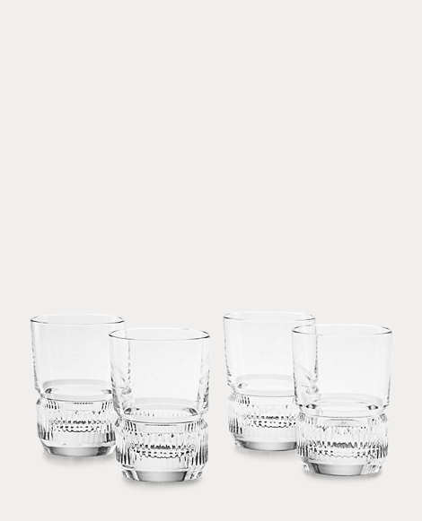 Broughton Vodka Glass Set