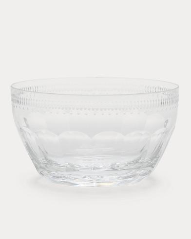 Dagny Crystal Nut Bowl