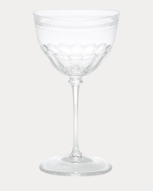 Dagny Crystal Water Goblet