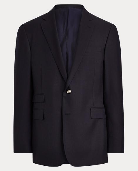 Wool Twill Sport Coat