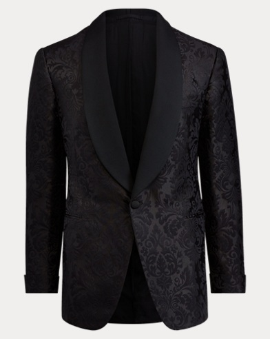 Handmade Silk Dinner Jacket