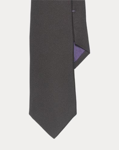Silk Faille Tie
