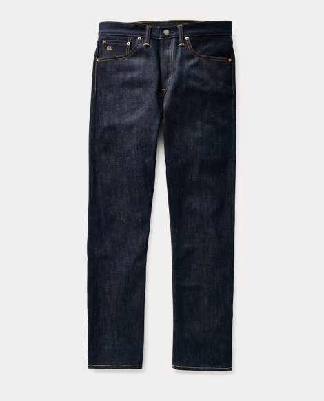 Slim Narrow Fit Rigid Jean