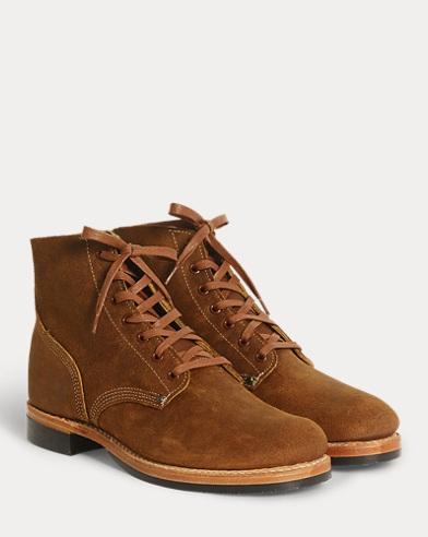Boondock Suede Boot