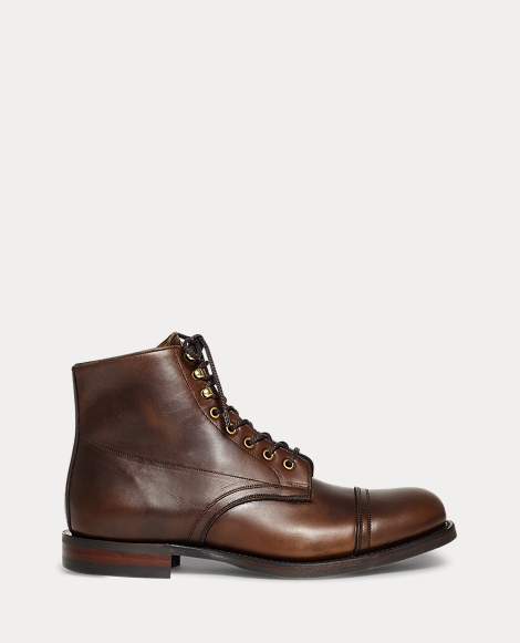 Livingstone Leather Boot