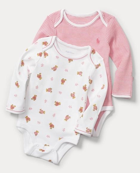 Cotton Bodysuit 2-Pack