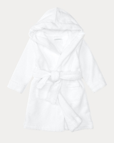 Baby Hooded Terry Robe