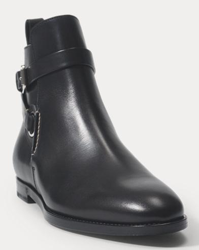 Salem Leather Boot