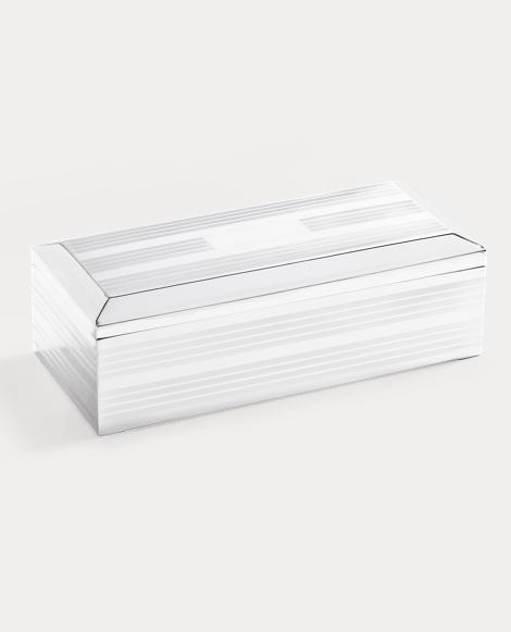 Quinn Silver-Plated Box