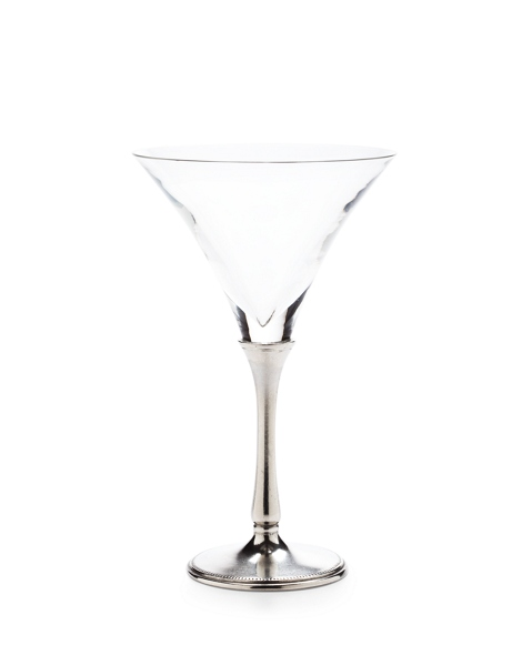 Brenna Martini Glass