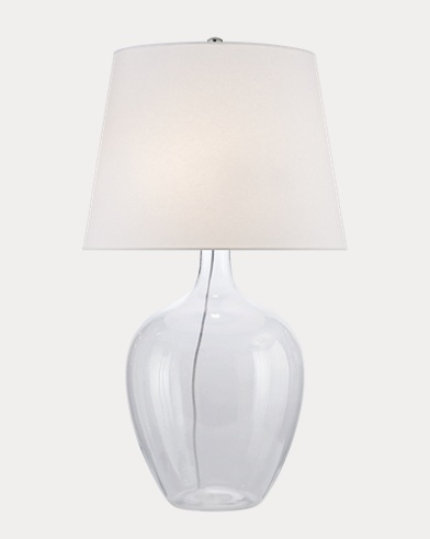 Simone Glass Table Lamp