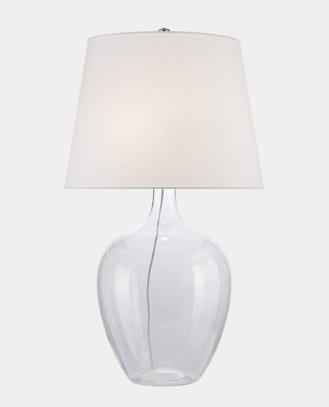 Simone Glass Table Lamp