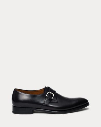 Darnell Calf Monk-Strap Shoe
