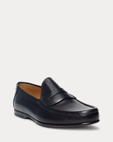Chalmers Calfskin Penny Loafer