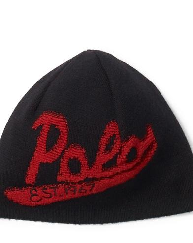 Polo Wool Cap