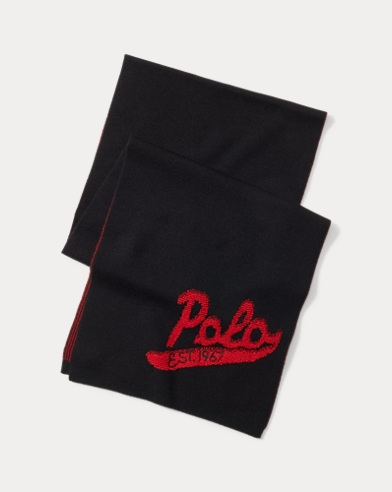Polo Wool Scarf