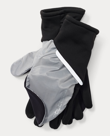 Mitten-Top Athletic Gloves