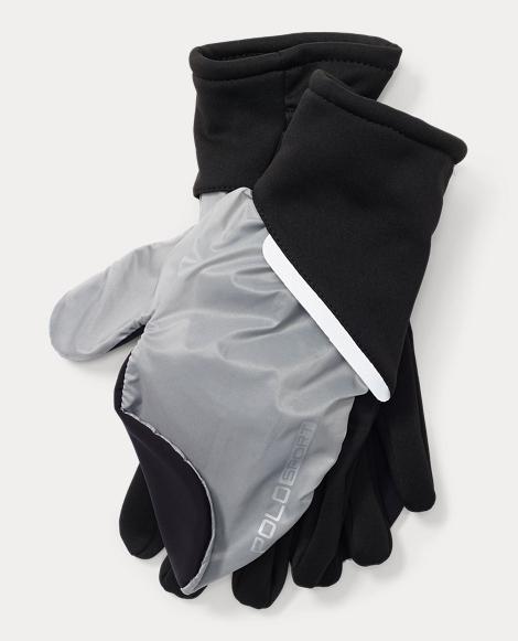 Mitten-Top Athletic Gloves