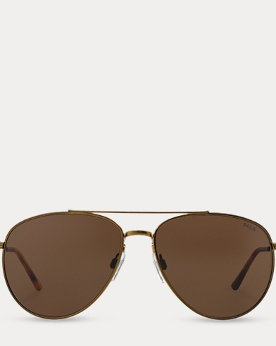 Engraved Aviator Sunglasses