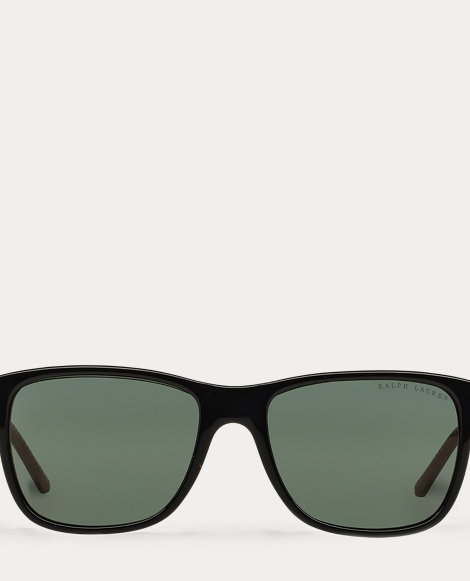Automotive Square Sunglasses